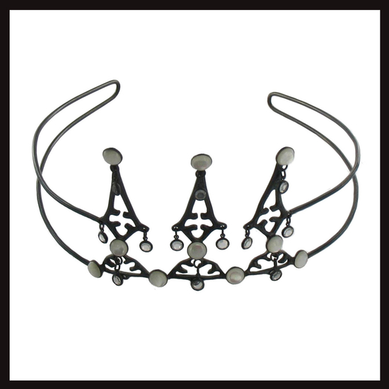 East of Paris Three Point Fairy Tiara
