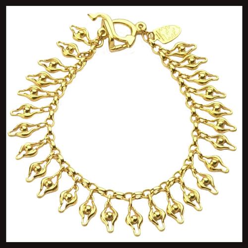 Celtic Nouveau Small Dancer Bracelet