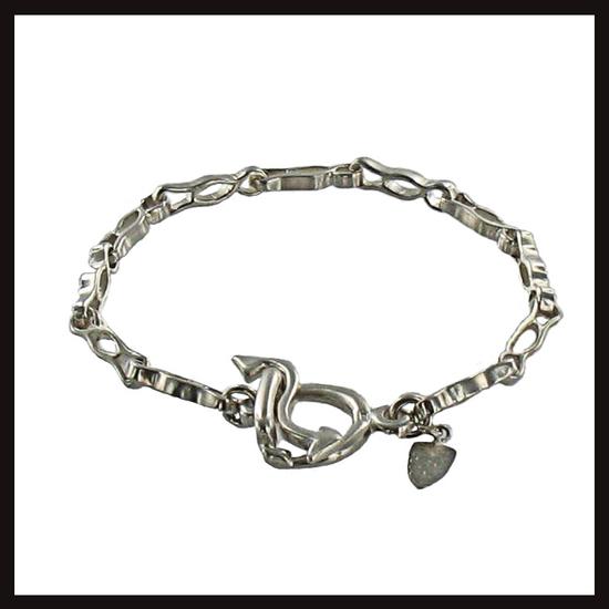 Slimlink Silver Bracelet