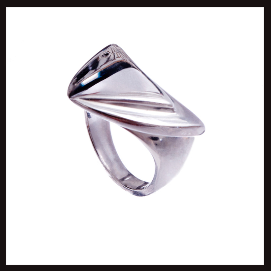 Orion Pinkie Ring