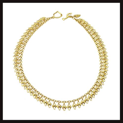 Celtic Nouveau Small Dancer Necklace